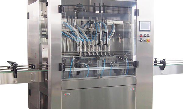 Автоматични машини за пълнене с бутало 1L-5L