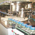 50-500мл линия за пълнене с мед, машина за бутилиране на мед, опаковъчна машина с мед