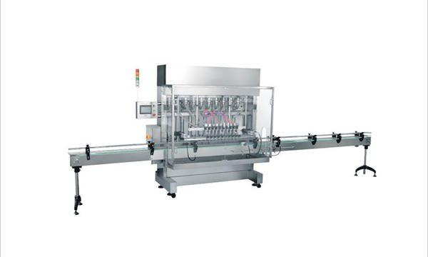 Автоматична машина за пълнене с детергенти с 4 глави