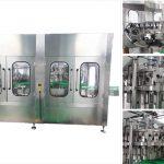 Автоматична машина за пълнене на бутилка с бирена водка