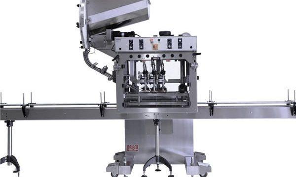 Производител на автоматична машина за капаче за бутилки