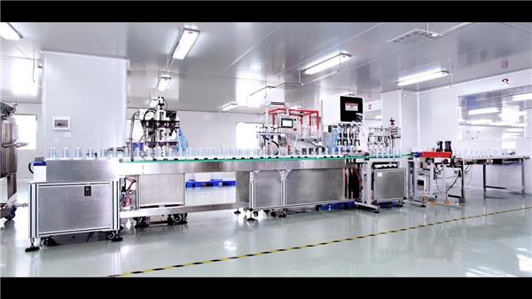 Автоматична машина за пълнене и затваряне на крем