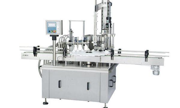 Автоматична ротационна машина за пълнене с бутала