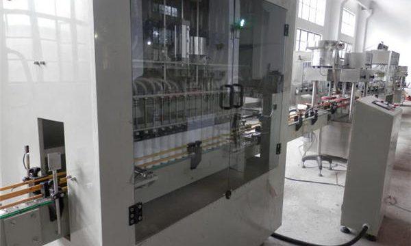 Машина за пълнене с белина от неръждаема стомана
