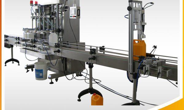 Автоматична машина за пълнене на течности за бижута