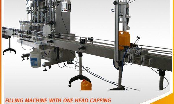 Машина за пълнене Тип Орална машина за пълнене с течност с ниска цена