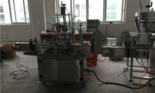 Автоматична машина за пълнене с бутало 50ml до 1L