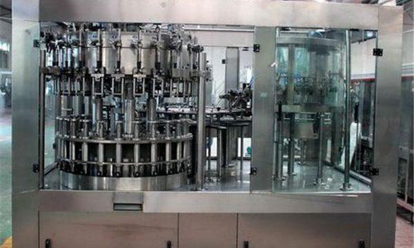 Автоматична машина за пълнене от неръждаема стомана за масло / пречистена вода