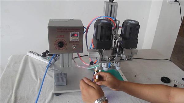 Производител на пълна автоматична пневматична капачка