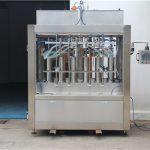 Чиста пневматична полуавтоматична машина за пълнене на домати