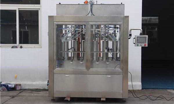 Автоматична машина за пълнене на бутилка със сладко