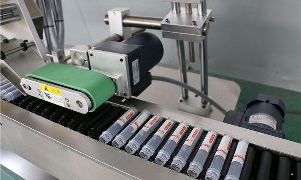 Хоризонтална машина за автоматично инжектиране на флакон за инжектиране