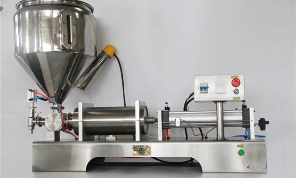Полуавтоматична машина за пълнене на смесени плодове с висока точност с CE GMP