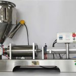 Чиста пневматична полуавтоматична машина за пълнене на плодове