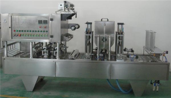 Напълно автоматична ротационна машина за пълнене на сладко