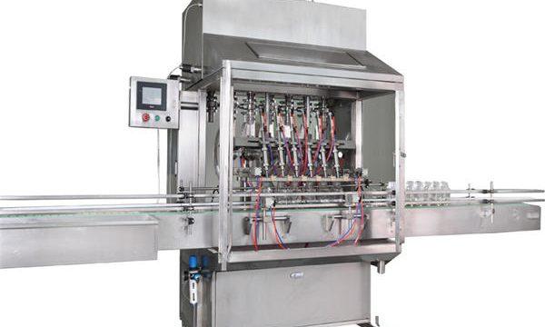 Професионална машина за автоматично пълнене на боровинки от конфитюр