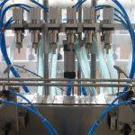 Автоматична машина за пълнене с течност с шест глави
