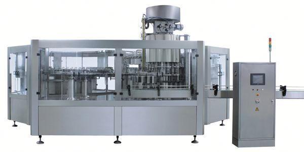 Пневматична машина за пълнене с течност за избелване