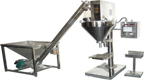 Пълна автоматична машина за пълнене на албум на прах или сух прах