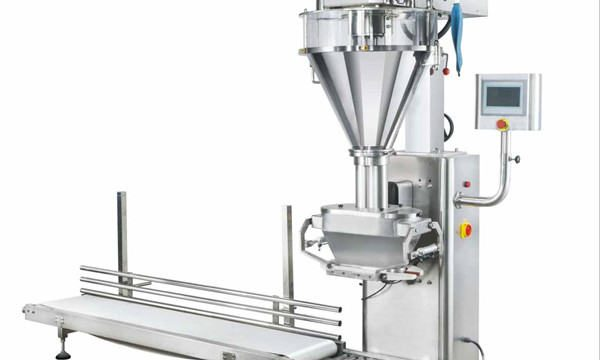 Полуавтоматична машина за пълнене на прах Mmilk