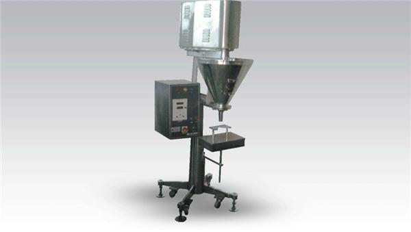 Ръчна машина за пълнене с голяма доза на прах