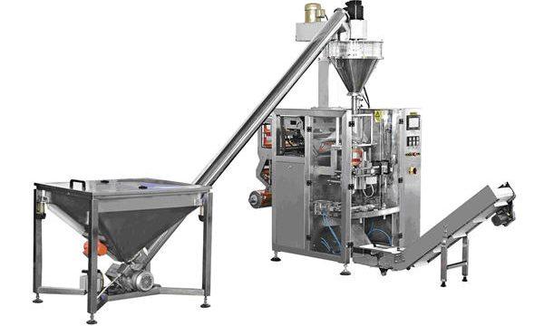 Автоматична машина за пълнене с спирала за пълнене с бутилка