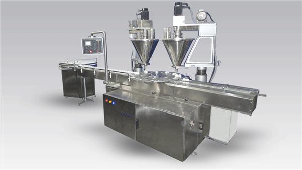 Автоматичен прах за пълнене с кафе с 6 глави