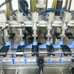 6-глава автоматична машина за пълнене с моторно масло