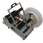 Фабрична полуавтоматична машина за етикетиране на бутилки