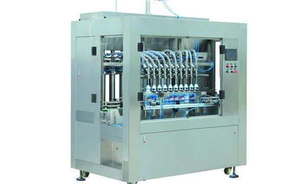Автоматична машина за пълнене на сос от пипер