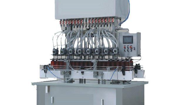 Добро качество автоматична машина за пълнене с горещ сос гореща продажба
