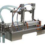 Полуавтоматична машина за пълнене с течен сапун
