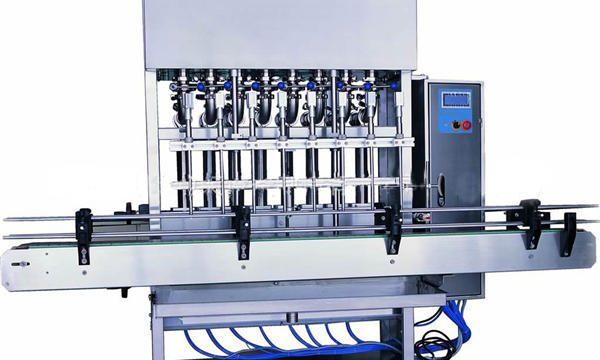 Автоматична машина за пълнене с пране за пране