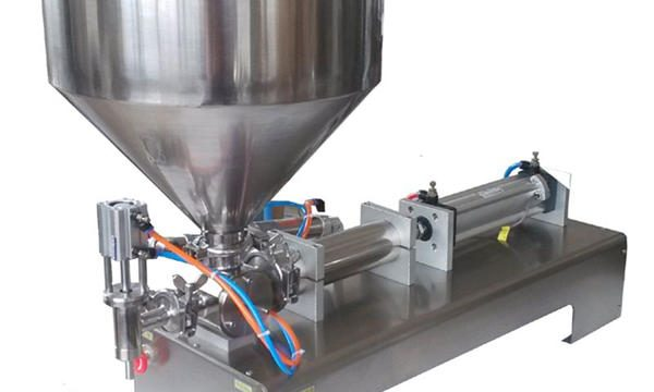 Ръчна цена Ръчна машина Пневматична машина за пълнене на паста