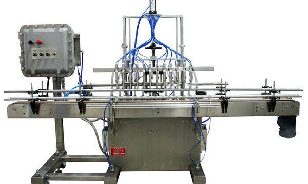 Автоматична машина за пълнене с бутало 50ml-1L
