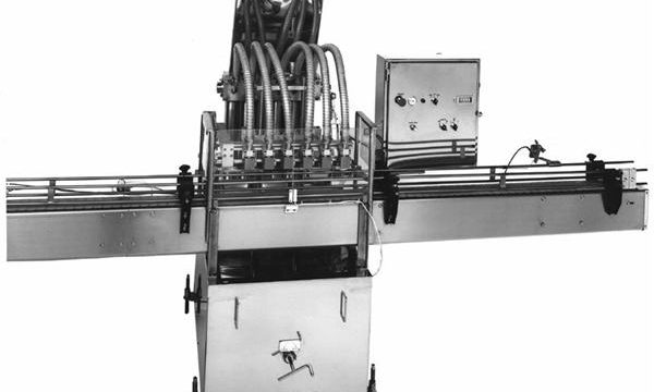 PLC Машина за пълнене на бутални растителни масла